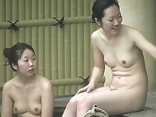 Japanese Onsen Spa asian female friendly japanese