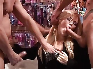 alicia rhodes tough love - Scene 7 blonde blondes blow bang