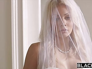 BLACKED Riley Steele Takes BBC For The First Time! blonde blowjob creampie