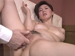 Hitomi Ohashi :: Getting Up For Deal 2 - CARIBBEANCOM mature cosplay blowjob