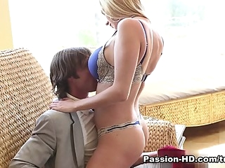 Blake Rose in Waiting Game - Passion-HD Video big ass big tits hd