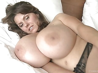Her Tits Are Fucking Perfect brunette close-up milf