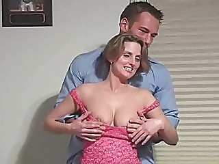JOHNNY CASTLE HOMEMADE THREESOME blonde hd videos cum in mouth