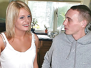 Kat and Kenny from Swindon amateur anal blonde